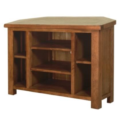 size 40 0a3ce 33131 Texas Rustic Oak Corner TV Unit